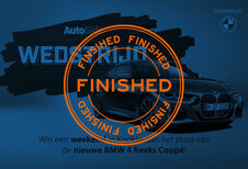 De nieuwe BMW 4 Reeks Coupé