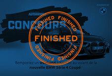 La nouvelle BMW Série 4 Coupé