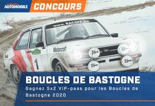 Les Legend Boucles de Bastogne 'Edition 2020'