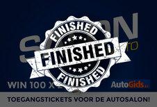 Win één van de honderd duotickets voor het Autosalon!