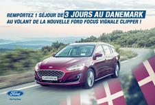 Remportez un séjour de 3 jours au Danemark avec Ford Vignale