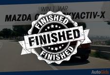 Scoor het laagste verbruik en win 1 jaar Mazda CX-30 Skyactiv-X !