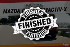 Scoor het laagste verbruik en win 1 jaar Mazda CX-30 Skyactiv-X !  #1