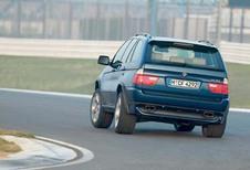 BMW:V8 de 4.8 pour le X5
