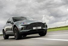 Aston Martin DBX : Le tout pour le tout