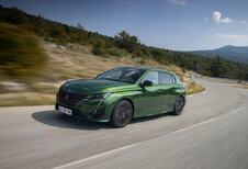 Peugeot 308: Griffes en filigranes