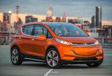 Chevrolet Bolt, de elektrische auto van de toekomst?