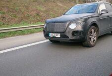 La Bentley Bentayga s'échauffe sur nos routes