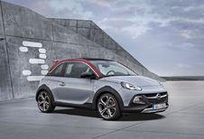 Opel Adam Rocks S, pas avare en chevaux