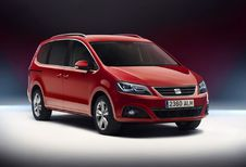 Seat Alhambra, comme le Sharan