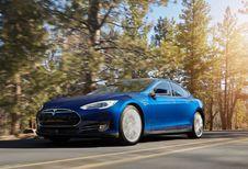 Tesla Model S 70D, entrée de gamme