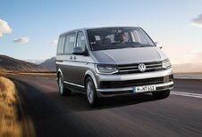 Volkswagen Multivan T6, la voie classique
