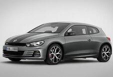 Volkswagen Scirocco ook als sportieve(re) GTS