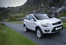 Ford Kuga en essence