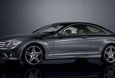 Mercedes CL 500 pour l'étoile