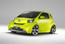 Toyota iQ Collection & for Sports