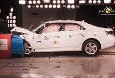 Saab 9-5 obtient 5 étoiles