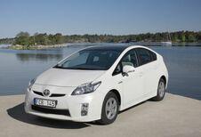 Toyota rappelle ses Prius