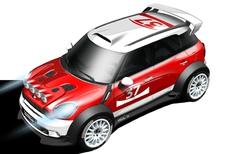 Mini en rallye