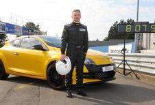 Renault Megane RS Trophy rijdt record