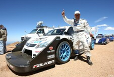 Record Suzuki Monster à Pikes Peak