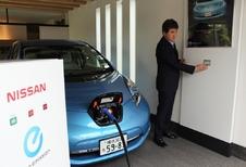 Nissan Leaf batterie d'appoint
