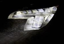 Opel ontwikkelt matrixverlichting