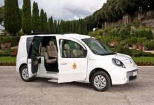 Renault Kangoo électrique papale