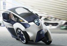Toyota i-Road pour un programme de mobilité