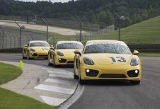 La Porsche Sport Driving School a 40 ans