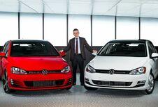 Volkswagen Golf : Voiture de l'année chez l'Oncle Sam