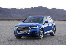 Nieuwe Audi Q7 dan toch op het salon van Brussel