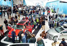 Salon auto Bruxelles 2015 : 434.465 visiteurs