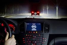 Opel ontwikkelt koplampen die je blik volgen