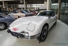 Japanse sportwagens in Autoworld