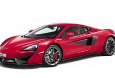 McLaren 540C, nouvelle entrée de gamme