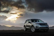 Nouveau moteur Ingenium dans le Land Rover Discovery Sport