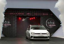 Volkswagen Golf GTI Clubsport, elle décollera en 2016
