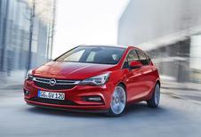 Nieuwe Opel Astra gelekt en vervolgens vrijgegeven