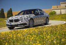 Vidéo : la nouvelle BMW Série 7 arrive le 10 juin 2015