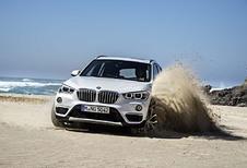 BMW X1 2015: helemaal nieuw
