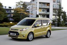 Les Ford Tourneo Connect avec un nouveau Diesel