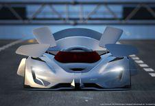 SRT Tomahawk Vision Gran Turismo : monoplace virtuelle à plus de 2000 ch