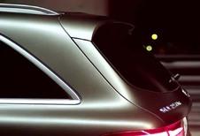 Ultime teaser pour le Mercedes GLC
