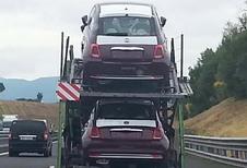 Nieuwe Fiat 500 vroegtijdig uitgelekt