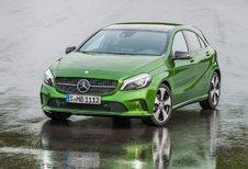 Mercedes Classe A : restylage stratégique