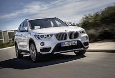 BMW X1 binnenkort als hybride