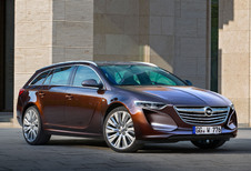 Opel Insignia Berline et Tourer 2016