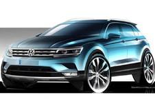 Volkswagen Tiguan 2016 : un petit Touareg