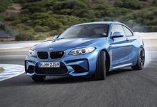 BMW M2 belooft de hemel
